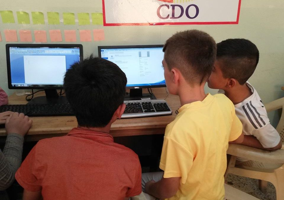 Computer Course Started in Darbandikhan