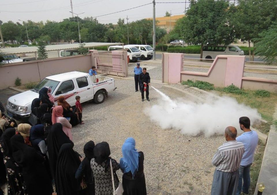 Firefighting Seminar Conducted in Kalar