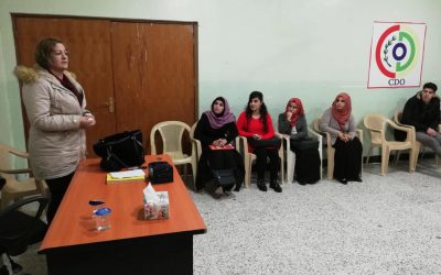 Civil Development Organization Conducts a Seminar in Darbandikhan