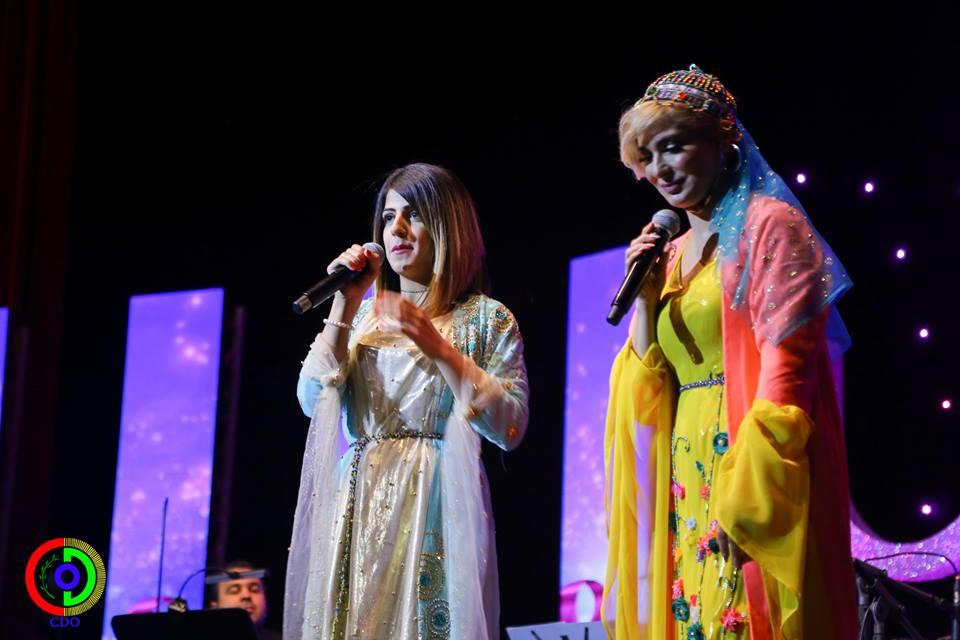 """""""Women of Kurdistan"""" Festival"""