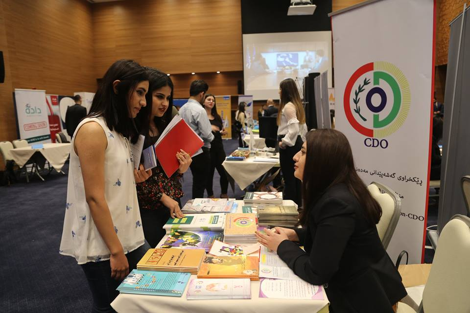 CDO Participated in AUIS 8th Career Fair