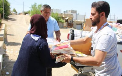 Distribution Food Packages